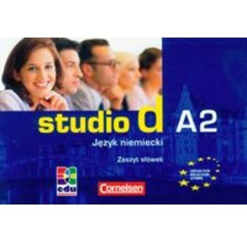 Studio d A2 zeszyt słówek (9788361059561)