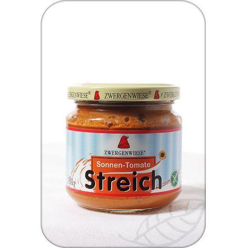 Pasta słonecznikowa z pomidorami 180g BIO (bezglutenowa) - Zwergenwiese, 2146