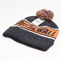 czapka zimowa VANS - Off The Wall Pom Beanie Dress Blues Heather (7UP) rozmiar: OS