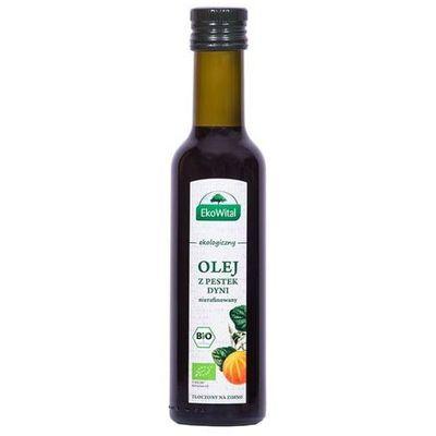 Oleje, oliwy i octy EKO-WITAL biogo.pl - tylko natura