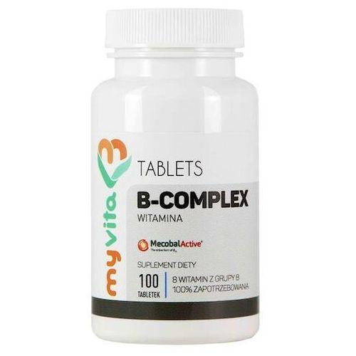 Proness Myvita witamina b complex 100 tab - Bombowa promocja