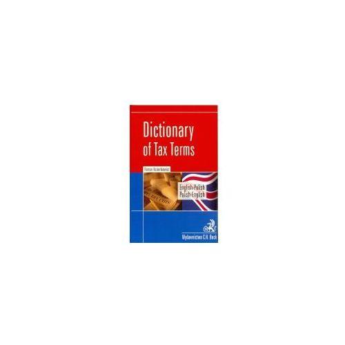 Dictionary of Finance Terms for Professionals. English-Polish Polish-English