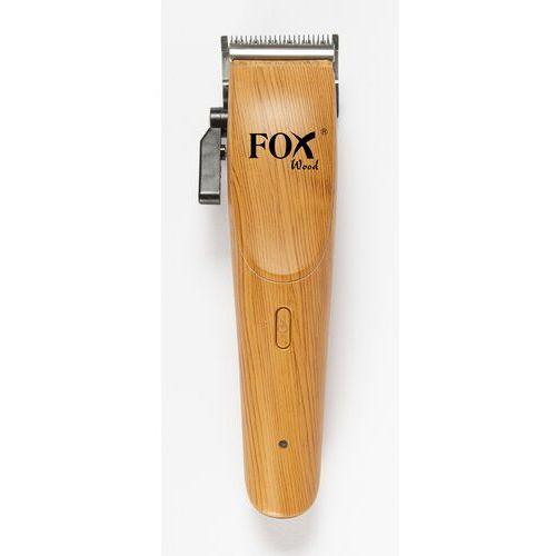 Fox maszynka wood bezprzewodowa
