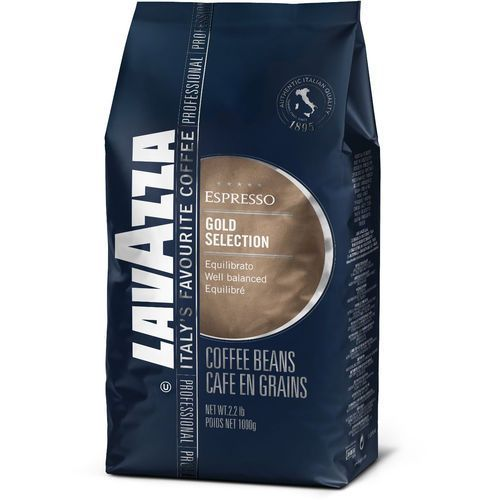 Kawa włoska blue gold selection 1kg ziarnista marki Lavazza