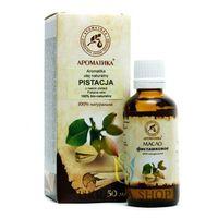 Olej z Nasion Pistacji (Pistacjowy), 100% Naturalny 50 ml Aromatika