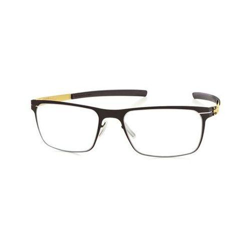 Ic! berlin Okulary korekcyjne m1277 135 seekorso black gold