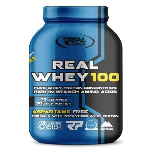 REAL PHARM Real Whey - 2250g - Strawberry