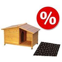 Buda dla psa spike special - l: dł. x szer. x wys.: 132 x 85 x 86 cm marki Zooplus exclusive