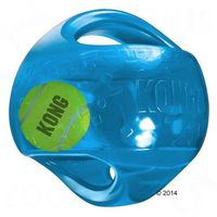 jumbler ball piłka dla psa, m/l - dł. x szer. x wys.: 14 x 14 x 14 cm marki Kong