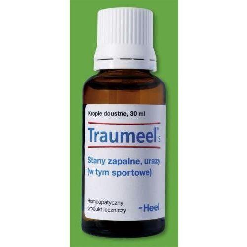 Krople HEEL Traumeel S krop.doustne - 30 ml (butelka)