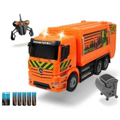 Śmieciarki Dickie Toys