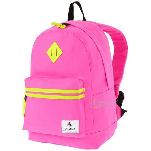 Skechers Neonsplash plecak miejski - tablet - różowy