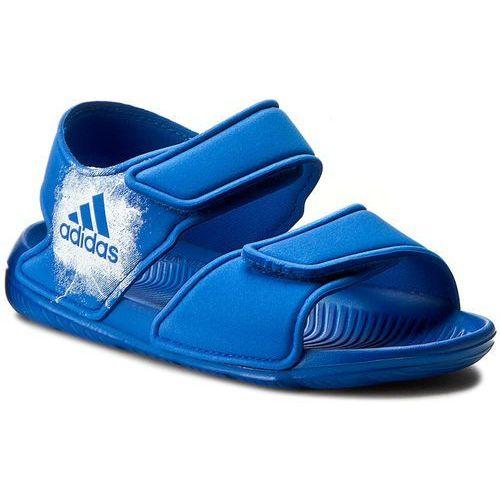 Sandały adidas - AltaSwim C BA9289 Blue/Ftwwht/Ftwwht