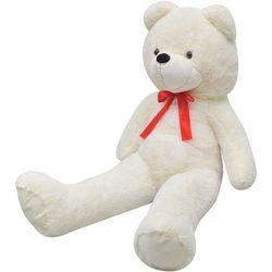 pluszowy miś przytulanka 200 cm, biały marki Vidaxl