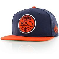czapka z daszkiem K1X - Ball Tag Snapback Cap Navy/Flame (4918) rozmiar: OS