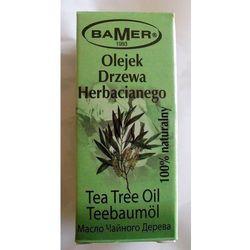 Bamer - - olejek z drzewa herbacianego