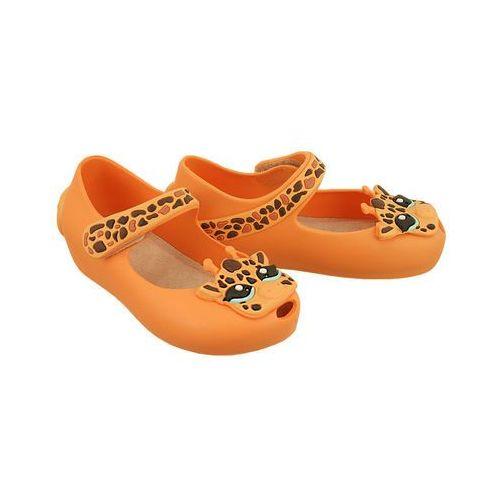 fe4239c70d3e0 MINI MELISSA 31696 ULTRAGIRL orange, balerinki dziecięce rozmiary 19-27 -  Pomarańczowy, kolor