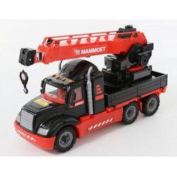 Polesie Mammoet ciężarówka dźwig z długim ramieniem 56771