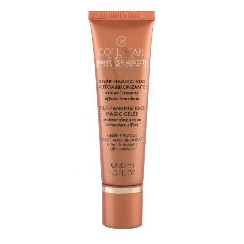 Collistar Tan Without Sunshine Self-Tanning samoopalacz 30 ml dla kobiet