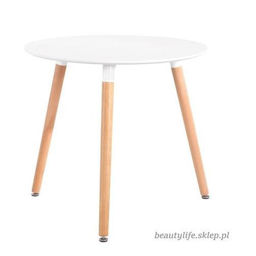 Stół Stolik Nowoczesny Do Jadalni Salonu Kuchni 80cm Goodhome