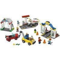 Lego CITY Centrum motoryzacyjne garage centre 60232