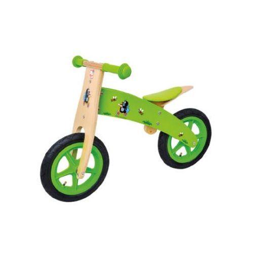rowerek biegowy krecik marki Bino