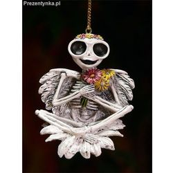 Breloczek szkielet z kwiatami  marki Veronese