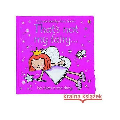 That`s Not My Fairy, oprawa twarda