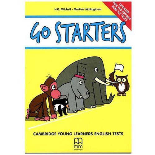 Go Starters SB + CD MM PUBLICATIONS, oprawa broszurowa