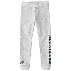 Spodnie dla dzieci  Abercrombie & Fitch About You