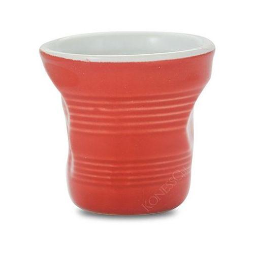 Top moka Kubek bicchierini 50 ml - czerwony