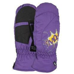 rękawice snowboardow POW - Grom Mitt Purple (PU)