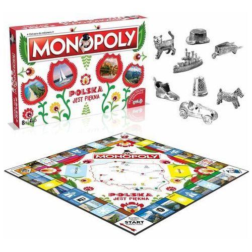Winning moves Winning monopoly polska jest piękna (5036905040082)