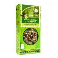 Herbata Przy cukrzycy 50g BIO DARY NATURY (5902741005212)