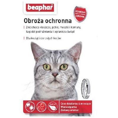 Smycze, obroże, szelki Beaphar AnimalCity.pl