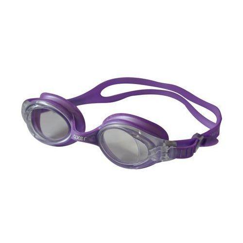 Okularki pływackie dla dorosłych summer - odcienie fioletu Axer ocean