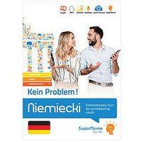 Niemiecki Kein Problem! Kompleksowy kurs A1-C1 do samodzielnej nauki (poziom podstawowy, średni - Waldemar Trambacz