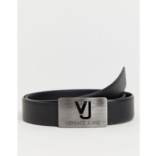 b12eb11f48d86 Pasek męski - d8ysbf16 105 70856 899 (Versace Jeans) - sklep ...