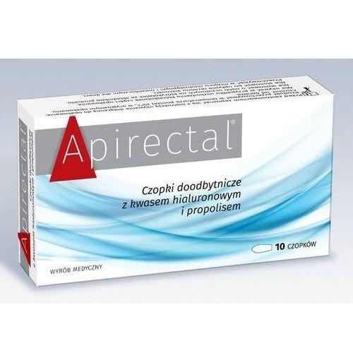 Farmina Apirectal czopki doodbytnicze x 10 sztuk - Promocyjna cena
