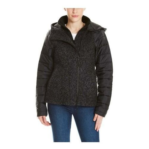 c0008ebb872f3 BENCH Kurtka - wool nylon mix jacket black beauty (bk11179) rozmiar: s Bench