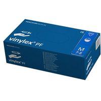 Rękawice VINYLEX powder-free M 100szt (5906615103233)