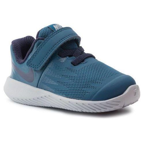 Buty - star runner (tdv) 907255 407 blue force/blackened blue marki Nike