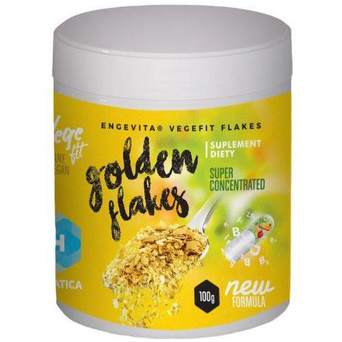 Golden Flakes 100gram Hepatica