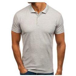 Męskie koszulki polo  J.STYLE Denley