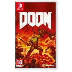 Nintendo Doom gra switch nintendo