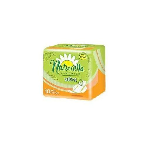 Procter& gamble Naturella ultra normal podpaski x 10 szt