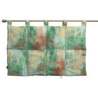 Dekoria Wezgłowie na szelkach, zielony, żółty, brązowy, 90 x 67 cm, Urban Jungle