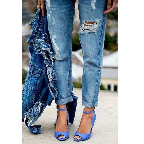 Damskie jeansy ALFONSA, jeans