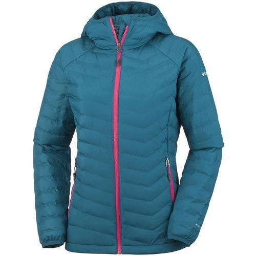 Columbia kurtka damska powder lite hooded jacket phoenix blue m