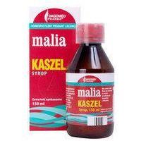MALIA kaszel syrop 150ml - data ważności 28-02-2019r.